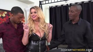Busty Brooklyn Chase Wants Anal Fuck and Dp With Huge Black Cock – Cuckolded Sessions