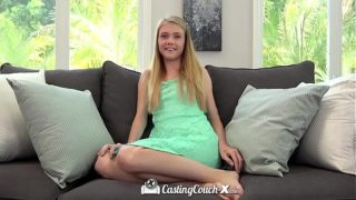 Castingcouch X Newcomer Hannah Hays Fucks Casting Agent